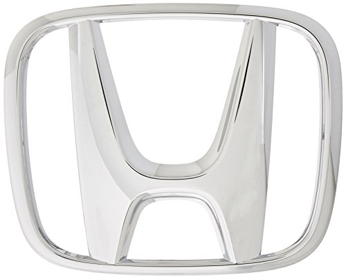 (Honda Genuine Accessories 75700-TA0-A00 Grille Emblem)