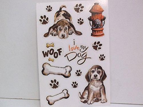 PSX Designs for CreativityMy Puppy Stickers ()