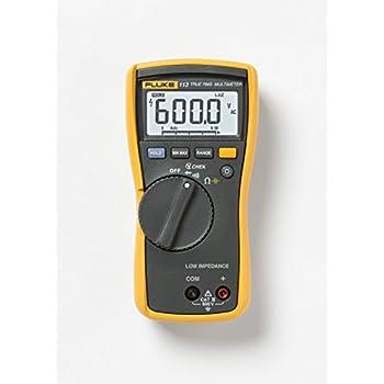 Fluke 113 True-RMS Utility Multimeter