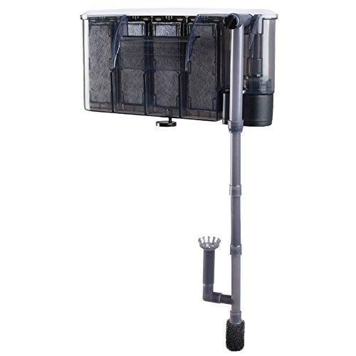Kedsum 70gph power filter hang on aquarium filter for 20 for 20 gallon fish tank filter