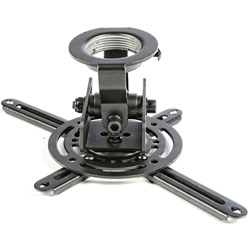 Pro Universal Projector Mount - Mustang MV-PROJSP-PRO-B Universal Projector Mount, 16