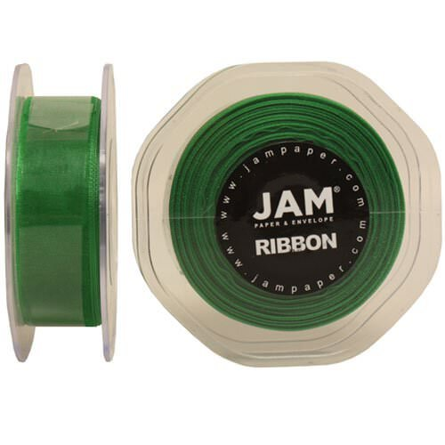 JAM Paper Sheer Ribbon - 7/8