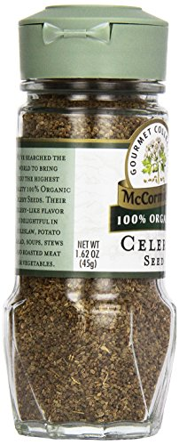 McCormick Gourmet Organic Celery Seed, 1.62 oz by McCormick (Image #5)