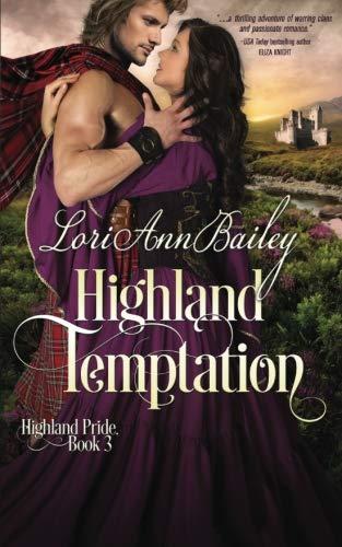 Highland Temptation (Highland Pride) (Volume 3)