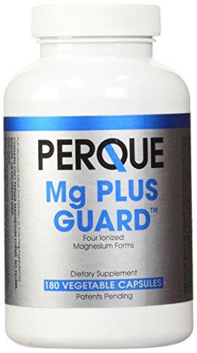 PERQUE Mg Plus Guard 180 Vegetable Capsules