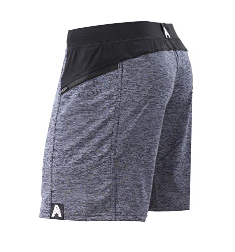 "Anthem Athletics Hyperflex Men's 7"" Cross-Training Workout Gym Shorts"