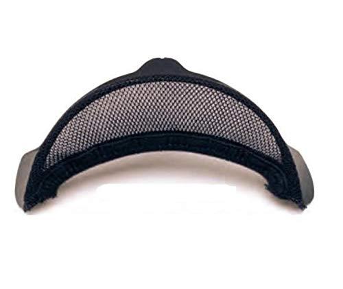Shoei X2/RF-1200-1100/X-12/QWEST Chin Curtain Street Motorcycle Helmet Accessories - Black/One Size