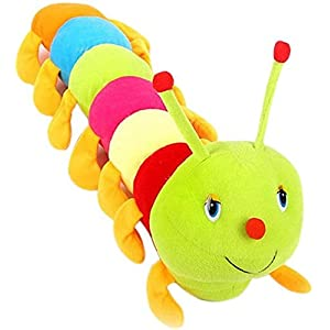 FRNDZMART Attractive Caterpillar Soft Toy...