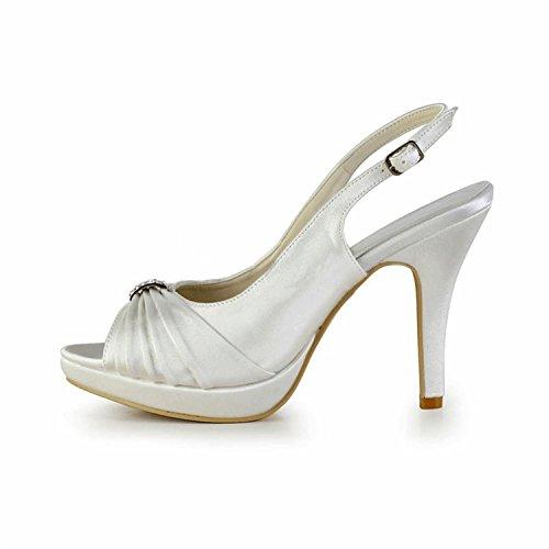 Chaussure Ivoire Kevin Fashion De Femme Mariée Cqxp75zw