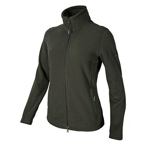 CMP Campagnolo Damen Fleece Jacke, Größe:44, Farbe:E298 Forest