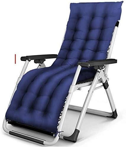 YQ WHJB Verstelbare klapstoel Opklapbare slaapkamerstoel geschikt voor veranda Porch Garden Lawn Camping stoel Draagbare stoel 66 * 72 * 85 cm Multifunctionele stoel