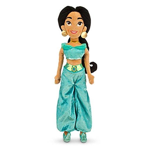 Disney Store Princess Jasmine Plush Doll ~ Aladdin ~ 21
