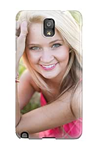 Sophie Dweck's Shop New Style Tpu Note 3 Protective Case Cover/ Galaxy Case - Smile