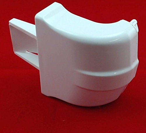 Door Bar End Cap for General Electric, Hotpoint, AP2060073, PS298977, - Hotpoint Fridge
