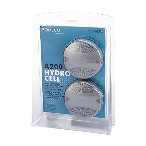 BONECO Hydro Cell A200 Humidifier Filter with Activated Carbon, 2 pack