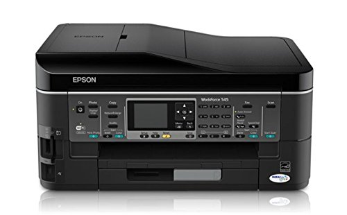 amazon com epson workforce 545 wireless all in one color inkjet rh amazon com epson workforce 545 manual paper feed epson workforce 545 owners manual