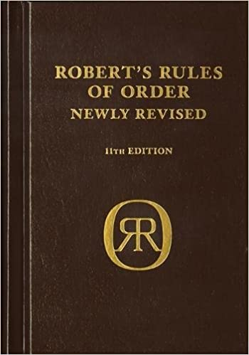 Roberts rules of order newly revised deluxe 11th edition roberts roberts rules of order newly revised deluxe 11th edition roberts rules of order hardcover 11th edition fandeluxe Image collections