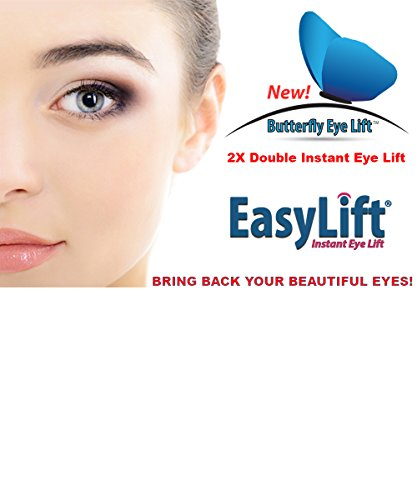 Butterfly Invisible Double Lift Instant Eye Lift (Butterfly Eye)