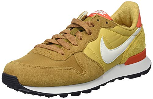 Damen Mehrfarbig Gold Summit Sneakers Internationalist Wheat White Muted Bronze 207 Nike 1gwqCx65