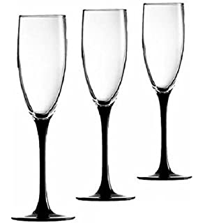 541be358438 Crystal Effect Plastic Party Picnic Wine Glasses