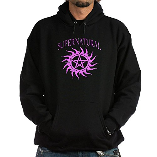 CafePress Supernatural Pullover Comfortable Sweatshirt