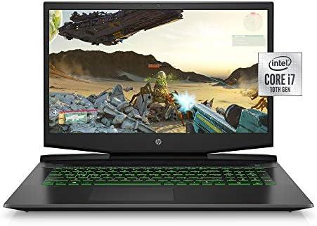 HP Pavilion Gaming Laptop 17-inch, Intel Core i7, NVIDIA GeForce GTX 1660 Ti with Max-Q, 16 GB RAM, 256 GB SSD, Windows 10 Home (17-cd1030nr, Shadow Black) WeeklyReviewer