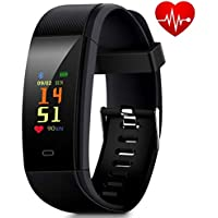 HISILI Waterproof Fitness Tracker with Pedometer for...