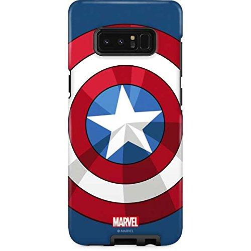 newest 400bf 4b363 Captain America Galaxy Note 8 Case - Captain America Emblem | Marvel X  Skinit Pro Case