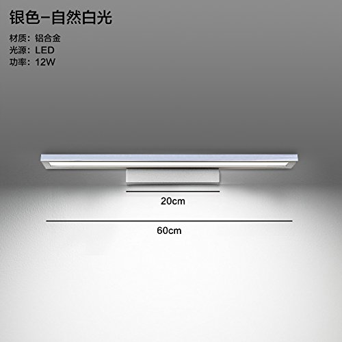Msy Wall Light The Led Light Bathroom Mirror Light Cosmetic Lamps