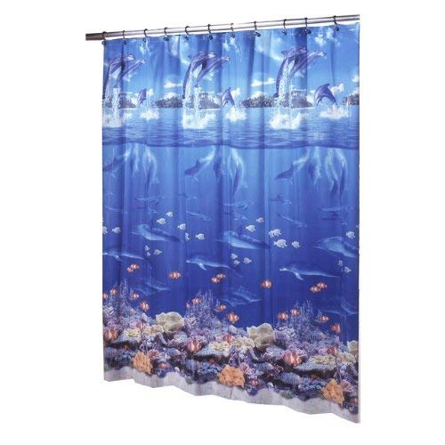 Ex-Cell Sea Life Shower Curtain from Amazon!