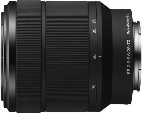 Sony SEL-2870 Standard-Zoom Objektiv 28-70mm F3.5–5.6 schwarz