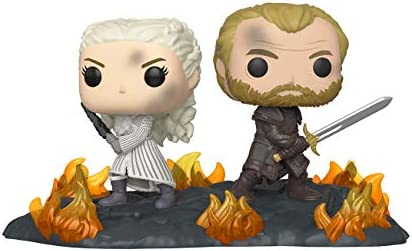 Funko Pop! Moment: Game of Thrones - Daenerys & Jorah B2B w/Swords: Amazon.es: Juguetes y juegos