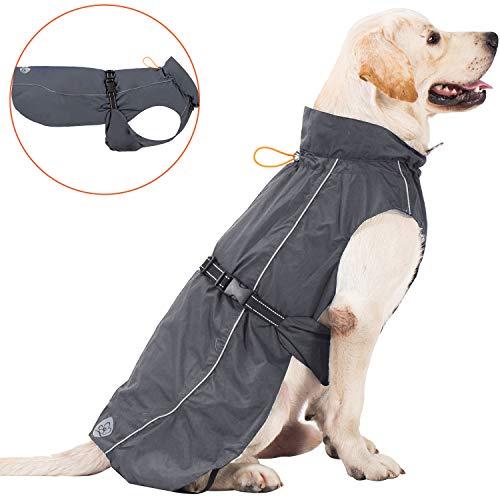 Pro Plums Dog Raincoat