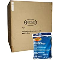 Half Case of Kenmore Panasonic Type C 50558 Microfiltration Canister Vacuum Cleaner Bags