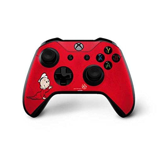 Popeye Xbox One X Controller Skin - Swee Pee Red | Cartoons X Skinit Skin