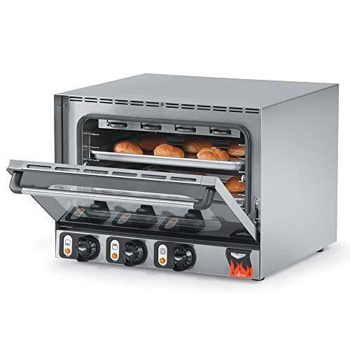 Vollrath 40703 Half-Size Countertop Convection Oven, 120v