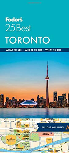 Fodor's Toronto 25 Best (Full-color Travel Guide)