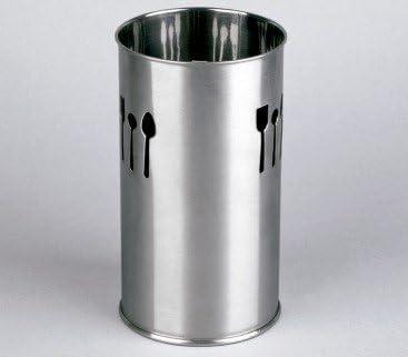 Porta-Utensilios de Cocina INOX Lifestyle 10 x 11 cm