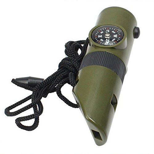 7 In 1 Survival Whistle With Led Light in Florida - 8