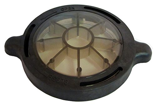 Replacement Pump Basket Cover for Splapool Above-Ground and In-Ground Pool Pumps (Pump Pool Replacement Basket)