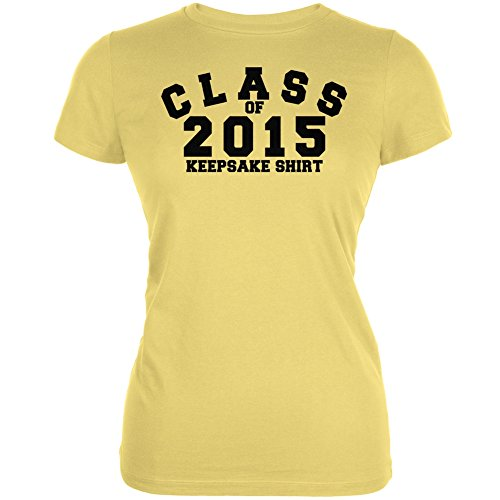 Old Glory Damen T-Shirt Gelb Gelb