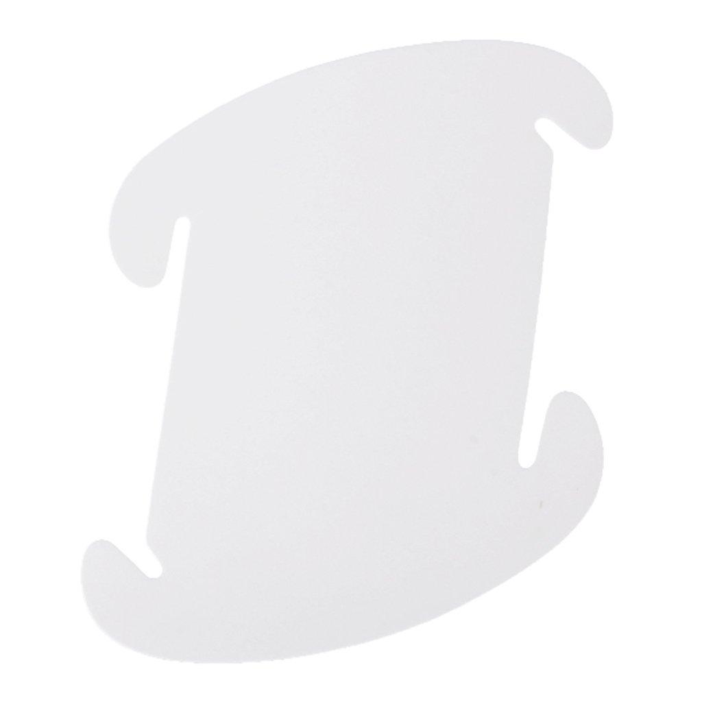 Nalmatoionme 25cm IQ puzzle Abat-jour Blanc innovante DIY Abat-jour
