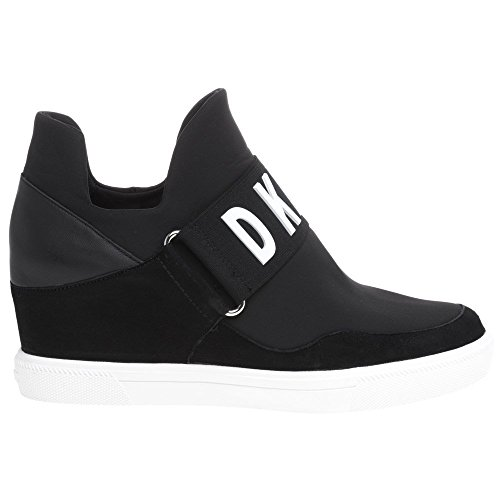 Sneaker Cosmos Sneaker Nero Wedge DKNY Donna R5dx7qq