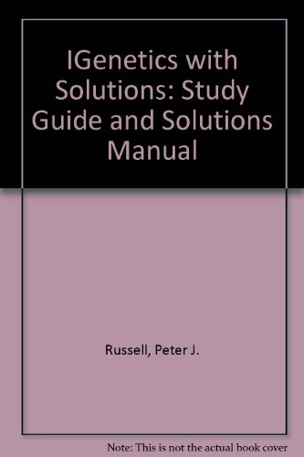 Study Guide/Solutions Manual