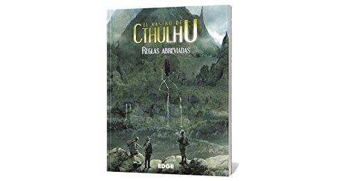 EL RASTRO DE CTHULHU - REGLAS ABREVIADAS Dungeons y Dados