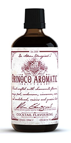 Dr Adam Elmegirabe Orinoco Cocktail Bitters