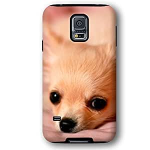 Chihuahua Dog Puppy Samsung Galaxy S5 Armor Phone Case