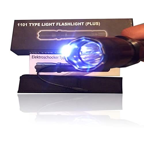 SWAT CREE Lampe de poche LED Flash Light Security Service de sécurité 1000lm