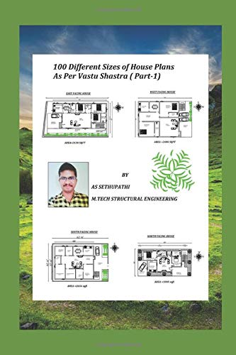 100 Different Sizes Of House Plans As Per Vastu Shastra  Part 1