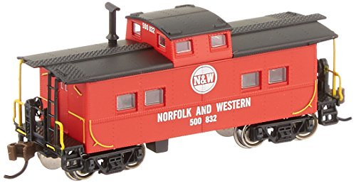 Bachmann Industries Inc. Northeast Steel Caboose Norfolk, used for sale  Delivered anywhere in USA